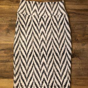 Lularoe XS Cassie Pencil skirt
